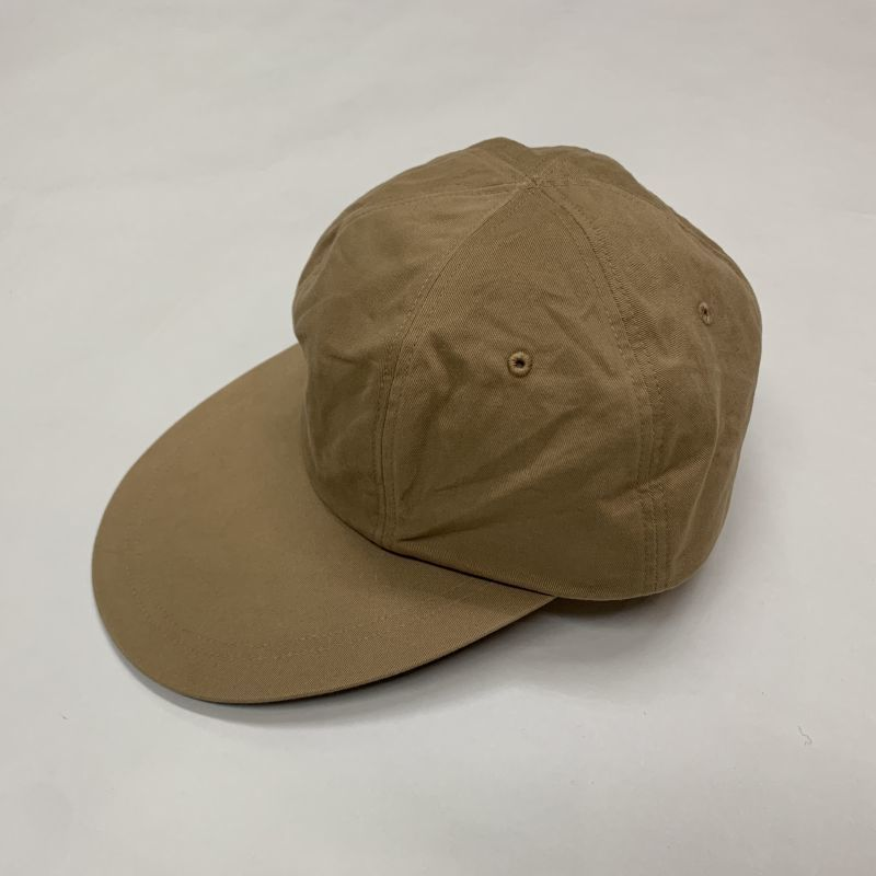 画像1: NOROLL [ノーロール] AUTUMN LEAVES CAP BEIGE (1)