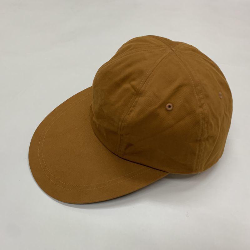 画像1: NOROLL [ノーロール] AUTUMN LEAVES CAP ORANGE BROWN (1)