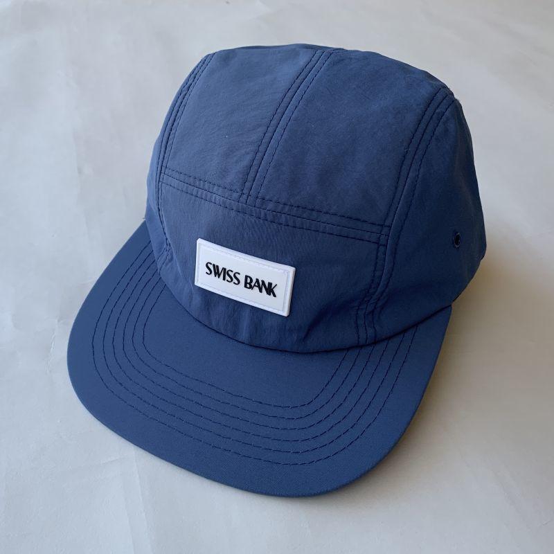 画像1: SWISS BANK / CAMPER - COBALT BLUE (1)