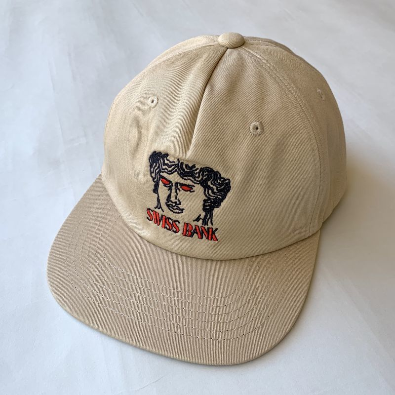 画像1: SWISS BANK / GODDESS 5PANEL - TAN (1)