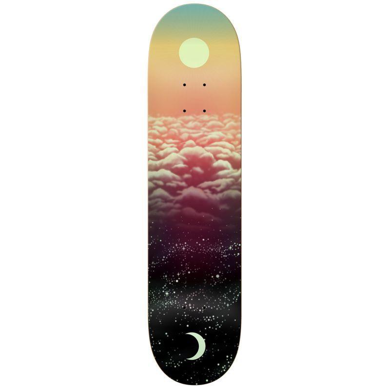 画像1: REAL SKATEBOARDS [リアル スケートボード] ISHOD WAIR PRO MODEL  NIGHT & DAY - 8×31.5(TWIN TAIL / 蓄光) (1)