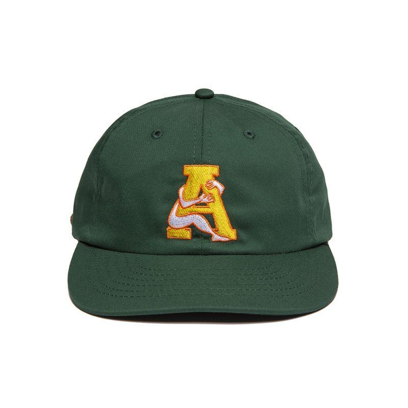 画像1:  [ALLTIMERS ] LOVE THYSELF HAT - FOREST GREEN (1)