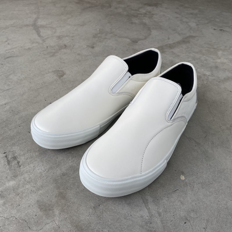 画像1: [POSSESSED SHOE CO.] WHITE MICE RIOT - WHITE (1)