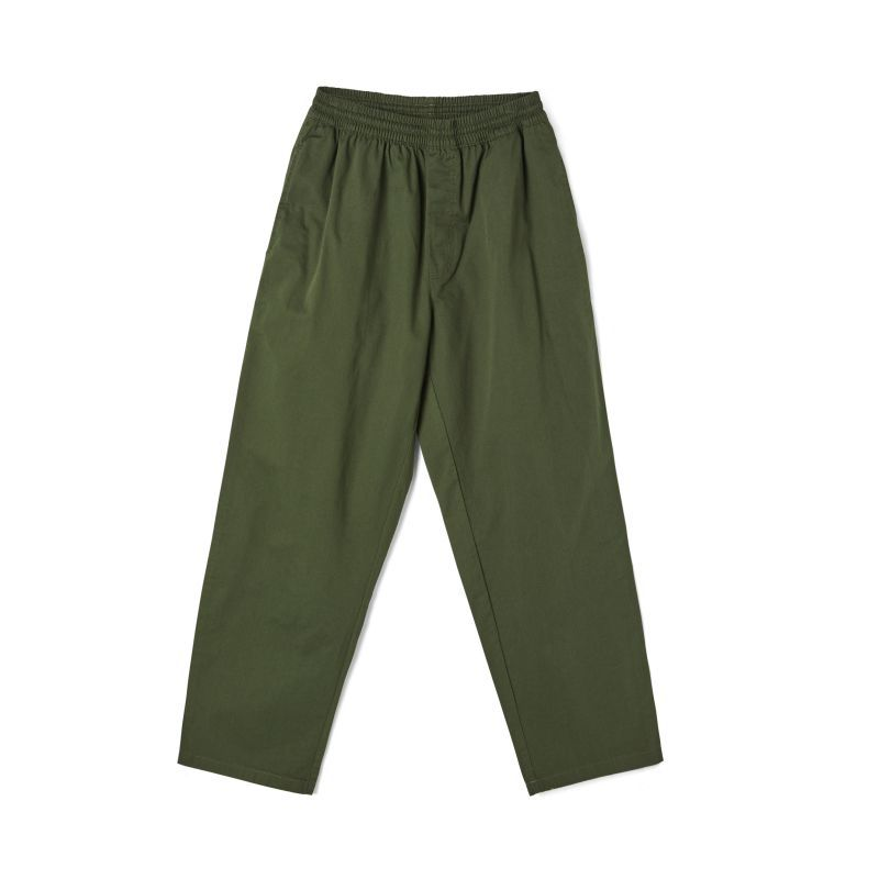 "画像1: POLAR SKATE CO. ""CORD SURF PANTS"" - DARK OLIVE (1)"