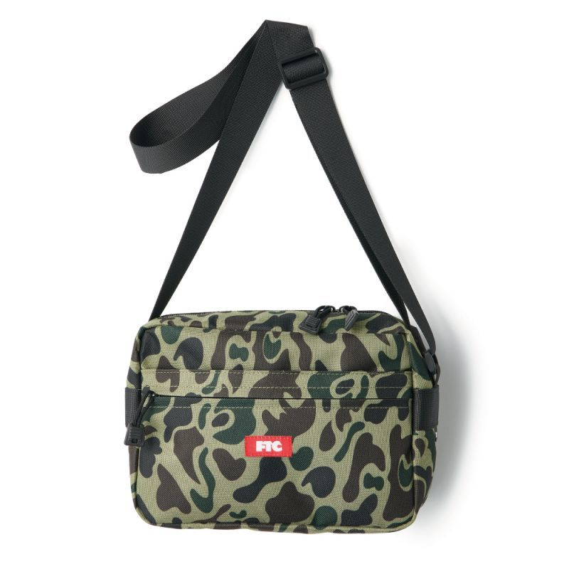 "画像1: FTC ""SHOULDER BAG"" - CAMO (1)"
