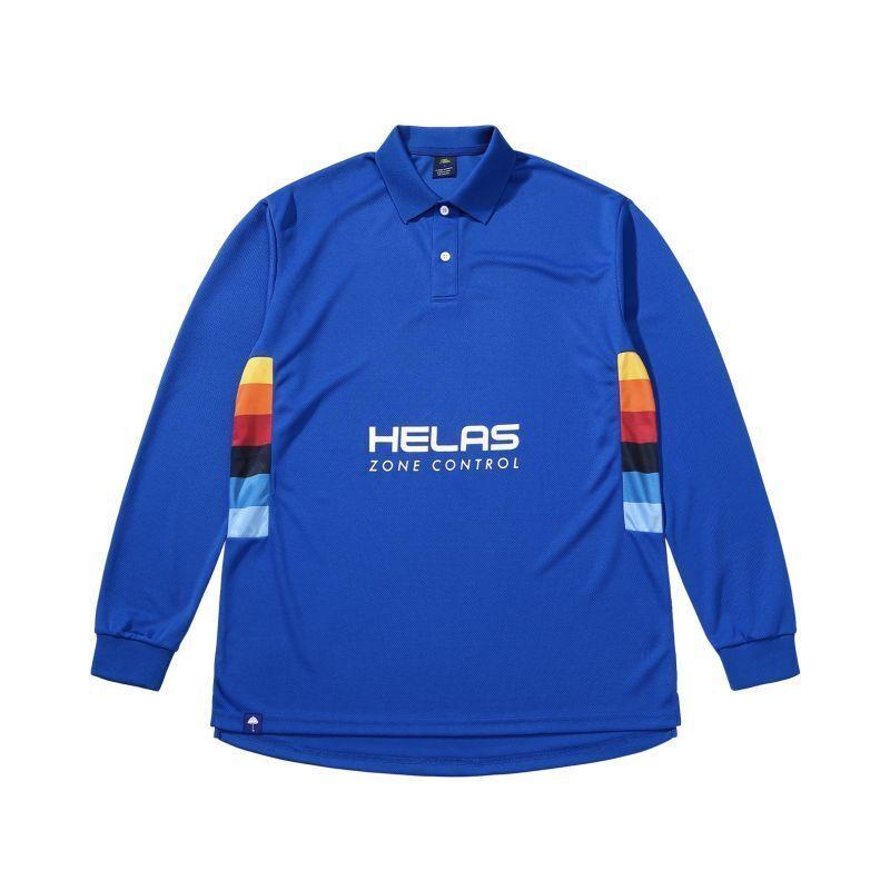 "画像1: HELAS ""ZONE CONTROLE JERSEY"" - BLUE (1)"