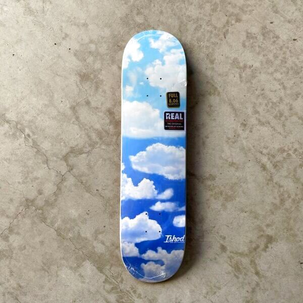 "画像1: REAL SKATEBOARDS "" ISHOD WAIR SKY HIGH "" - 8.06inch (1)"