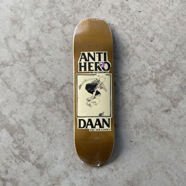 """画像1: ANTIHERO SKATEBOARDS """" DAAN VAN DER LINDEN LANCE DECK  """" - 8.25×32inch (1)"""