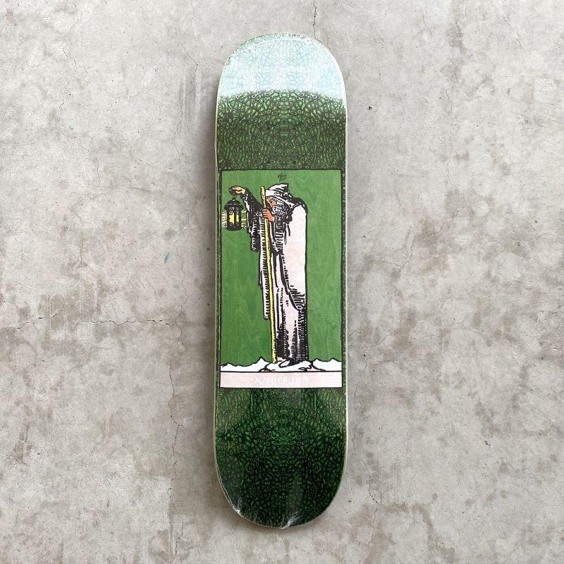 """画像1: THE KILLING FLOOR """"JOSH ANDERSON (pro model) THE HERMIT'"""" - 8.38inch (1)"""