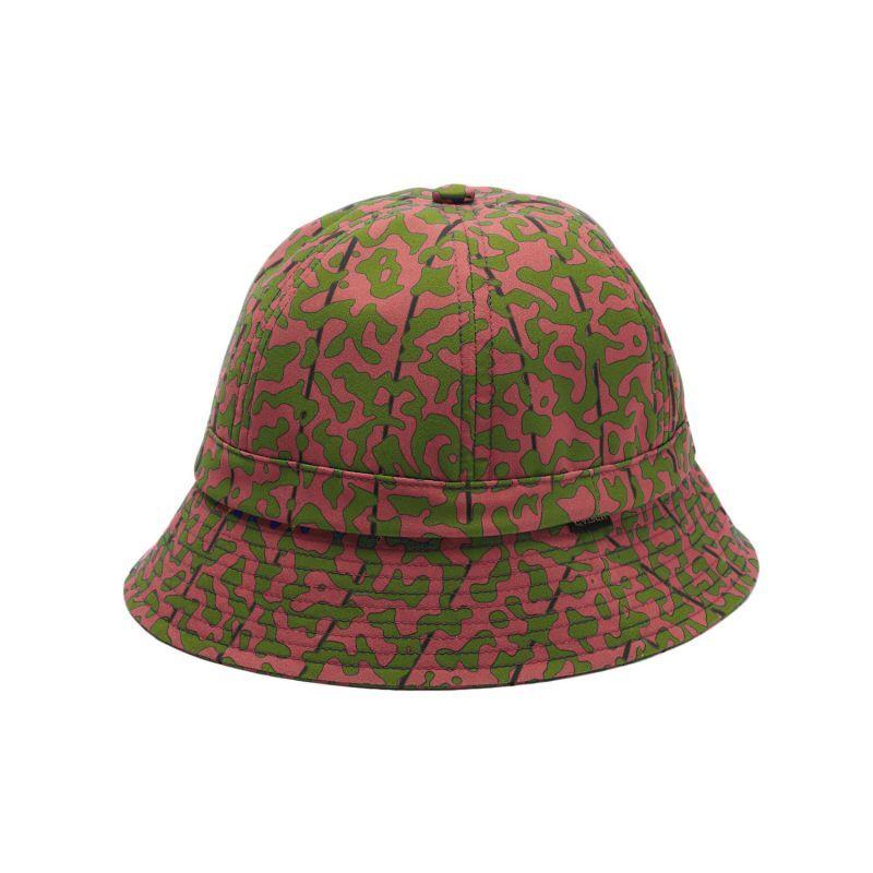 """画像1: EVISEN """"ABSTRIPE HAT"""" - RED (1)"""