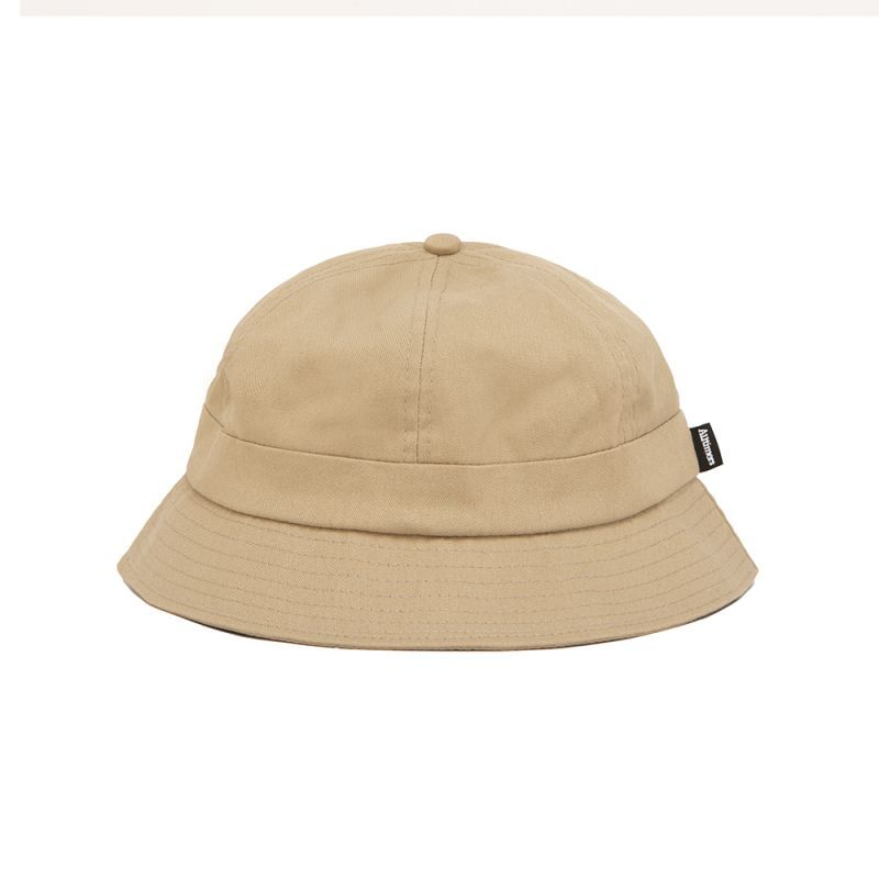 "画像1: ALLTIMERS ""BROADWAY BUCKET HAT"" - KAHKI (1)"