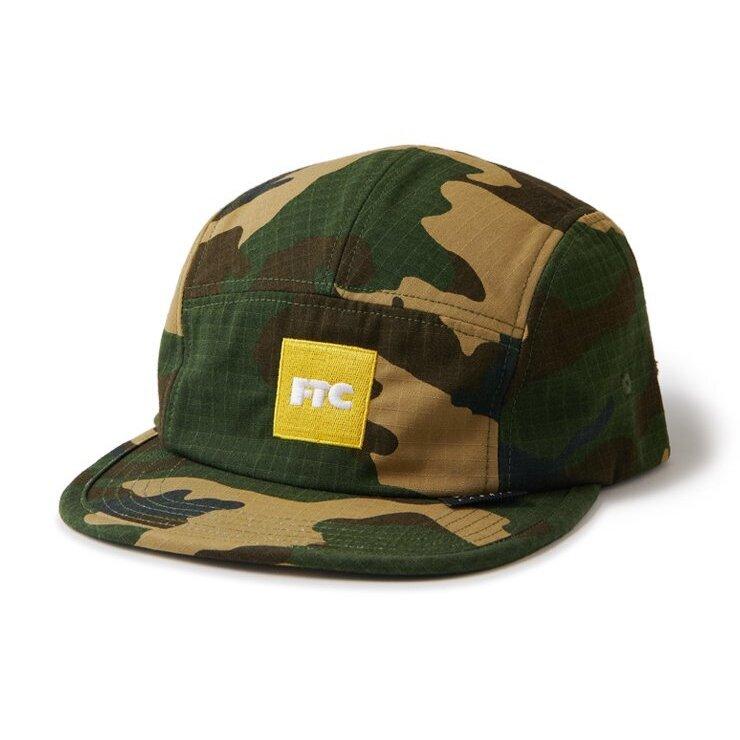 """画像1: FTC """"CORDURA CAMP CAP"""" - CAMO (1)"""