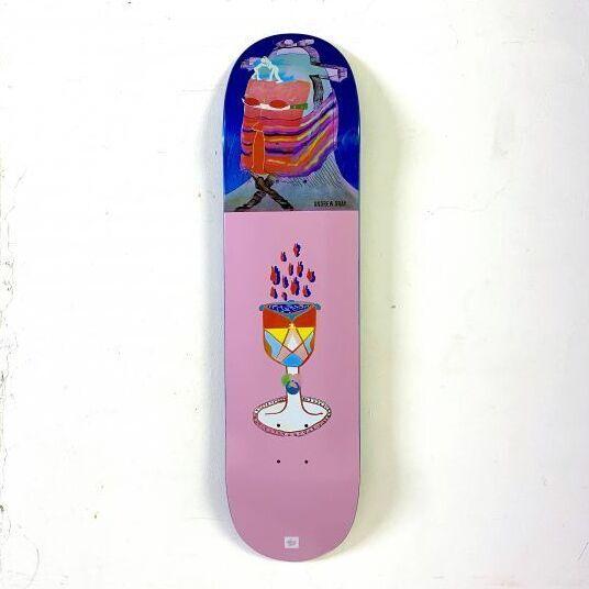 """画像1: THE KILLING FLOOR """"ANDREW GRAY (pro model) LEHMAN"""" - 8.0inch blue (1)"""