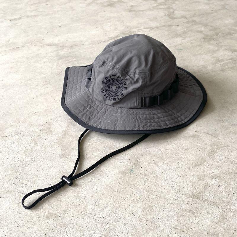 """画像1: SPITFIRE """"BOONIE HAT"""" - BLACK (1)"""