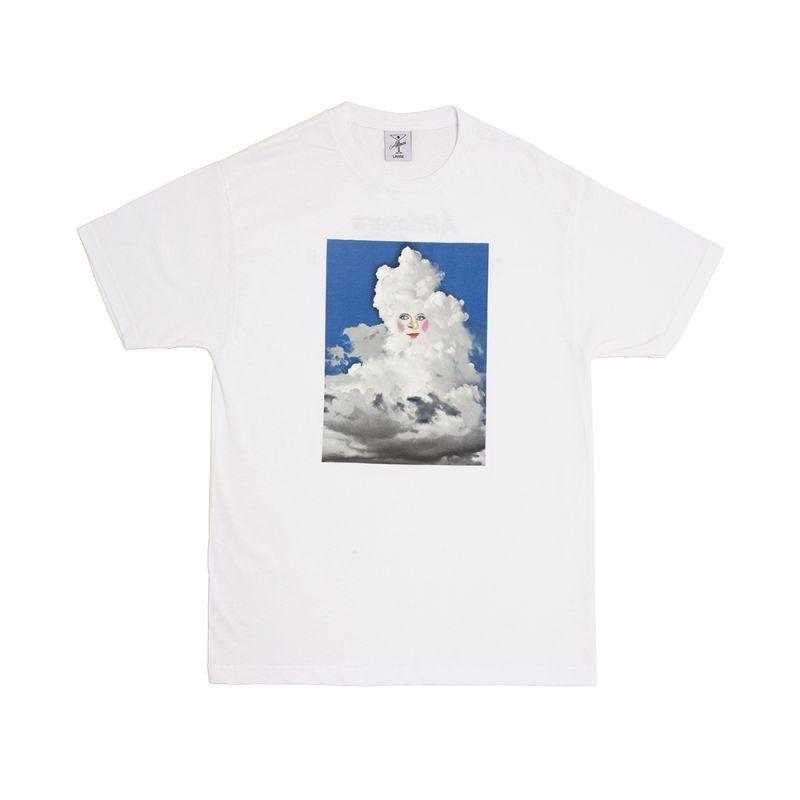 """画像1: ALLTIMERS """"Terri Bowden T-Shirt"""" - White (1)"""