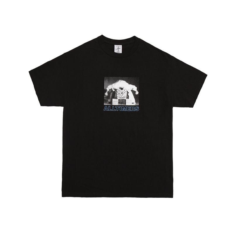 """画像1: ALLTIMERS """"Head Cracker T-Shirt"""" - Black (1)"""