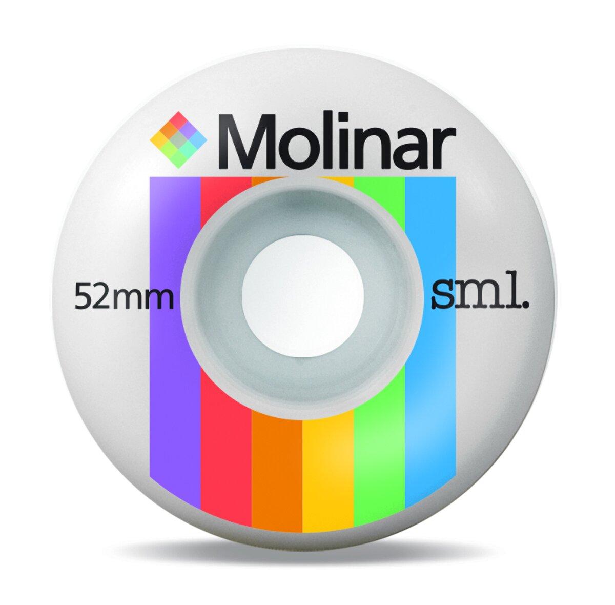 """画像1: SML WHEELS """"CLASSIC RAIMOND MOLINAR"""" - 52mm OG Wide (1)"""
