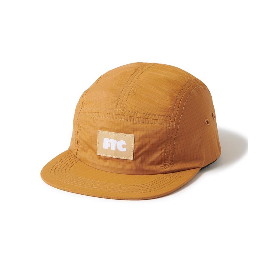 "画像1: FTC ""2 TONE RIPSTOP CAMP CAP"" - CAMEL (1)"
