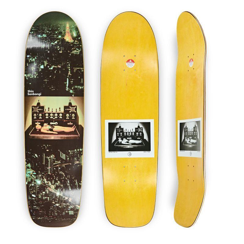 """画像1: POLAR SKATE CO. """"SHIN SANBONGI / Astro Boy"""" - SURF Jr. (1)"""
